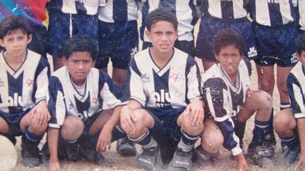 Especial Guerrero Alianza criança (Foto: Reprodução)