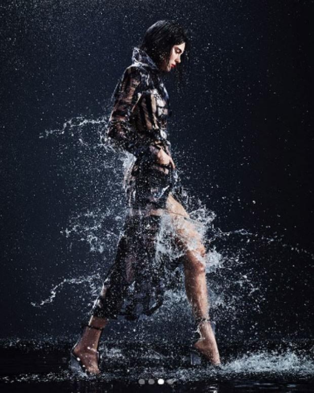Kendall Jenner (Foto: Harpers Bazaar/Reprodução)
