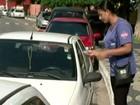 Estacionamento rotativo deixa de ser cobrado em Cachoeiro, ES