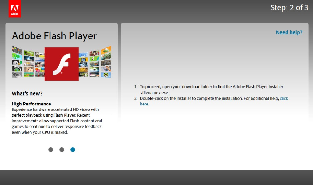 Adobe Flash MSI Installers download | SourceForge.net