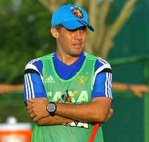 Eduardo Baptista Sport (Foto: Aldo Carneiro / Pernambuco Press)