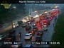 SP - 19h10: Rodovia Raposo Tavares tem tráfego travado nos dois sentidos