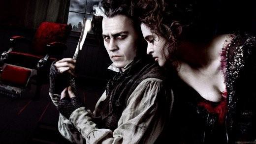 Sweeney Todd: O Barbeiro Demoníaco da Rua Fleet (2007) (Foto: Divulgação)