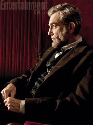Daniel Day-Lewis no filme Lincoln  (Foto: Divulgação)