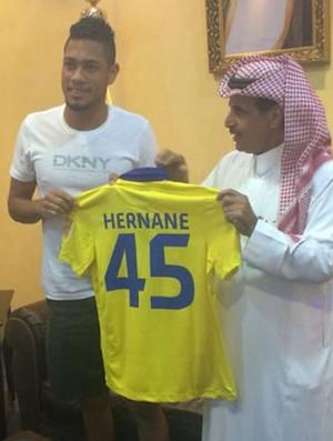 Hernane Al Nassr (Foto: Arquivo Pessoal)