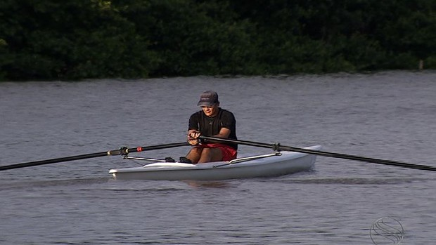 Remo; Sergipe; rio poxim (Foto: Reprodução/TV Sergipe)
