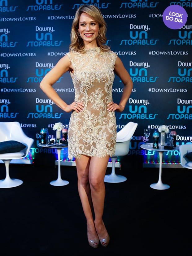 Look do dia - Mariana Ximenes (Foto: Manuela Scarpa e Marcos Ribas / Foto Rio News)