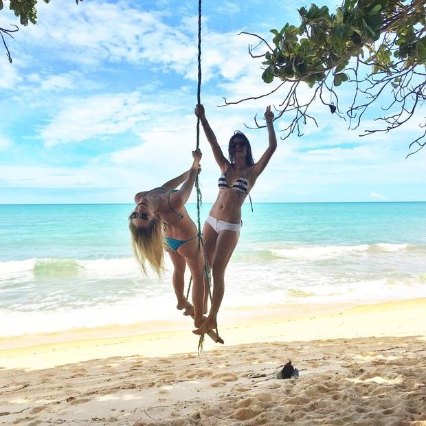 Thaila Ayala e Fiorella Mattheis (Foto: Reprodução/Instagram)