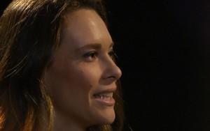 Fabiana Murer: 'Será que eu não tenho sorte em Olimpíadas?' (Rede Globo)