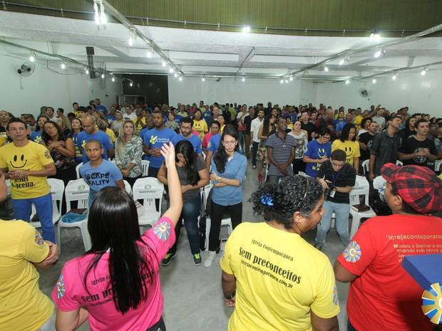 Catedral em Madureira terá espaço para 800 pessoas (Foto: Igreja Cristã Contemporânea/divulgação)