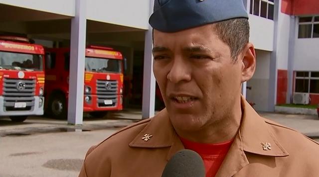 Conheça Salvandy Tavares, bombeiro e motorista do carro que levou restos mortais de Campos