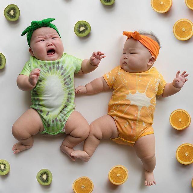 Momo Twins: gêmeas fofíssimas são a nova sensação do ...