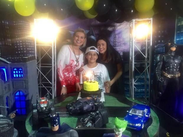 Aniversário de filho de Andressa Urach (Foto: Divulgação)