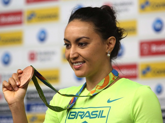 Poliana Okimoto Rio 2016 (Foto: Matheus Guerra / Mowa Press)