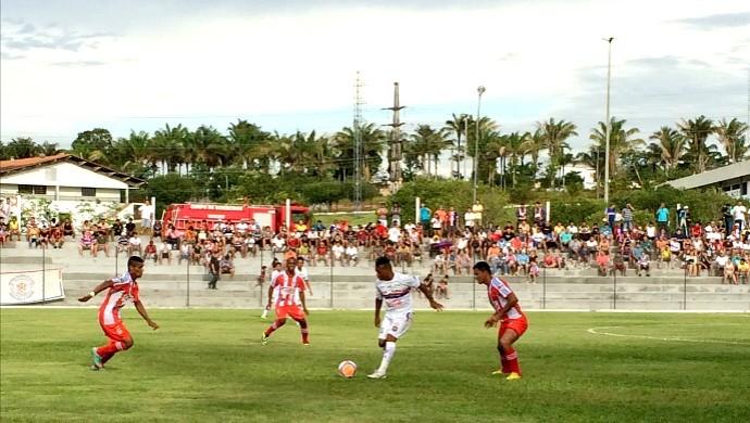 Fast x Sul América 1ª rodada do Campeonato Amazonense (Foto: Isabella Pina)