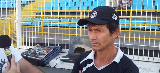 Wagner Moraes, treinador do XV de Piracicaba (Foto: Guto Marchiori/Globoesporte.com)
