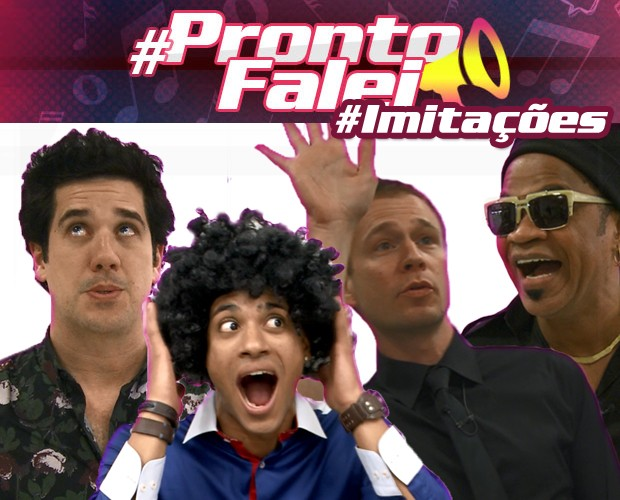 Técnicos e elenco são garantia de gargalhadas com várias imitações (Foto: The Voice Brasil / Tv Globo)