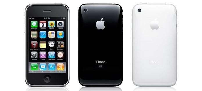 iPhone 3GS (Foto: Divulgação/Apple)