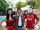 Roqueiros e Nerds de Manaus curtem blocos especiais de Carnaval
