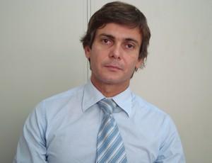 promotor alexandre jorge, da paraíba (Foto: Larissa Keren / Globoesporte.com/pb)