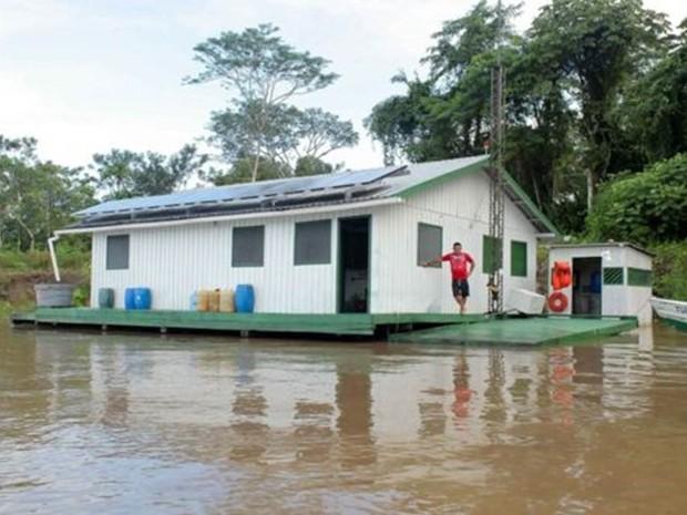 Comunidades remotas no Amazonas contam com instituto para controlar produção e negociar preços (Foto: Divulgação)