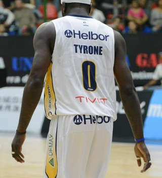 Tyrone ala Mogi das Cruzes Basquete (Foto: Cairo Oliveira)