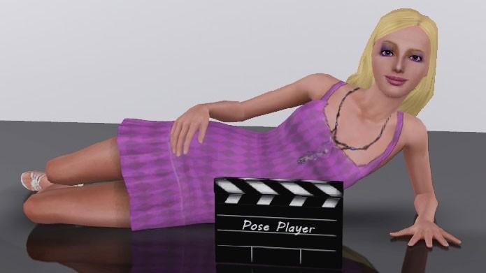 Tire fotos dos seus Sims com poses personalizadas (Foto: Reprodução/Mods The Sims)
