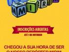 TV Integração abre inscrições para concurso 'Repórter Mirim'