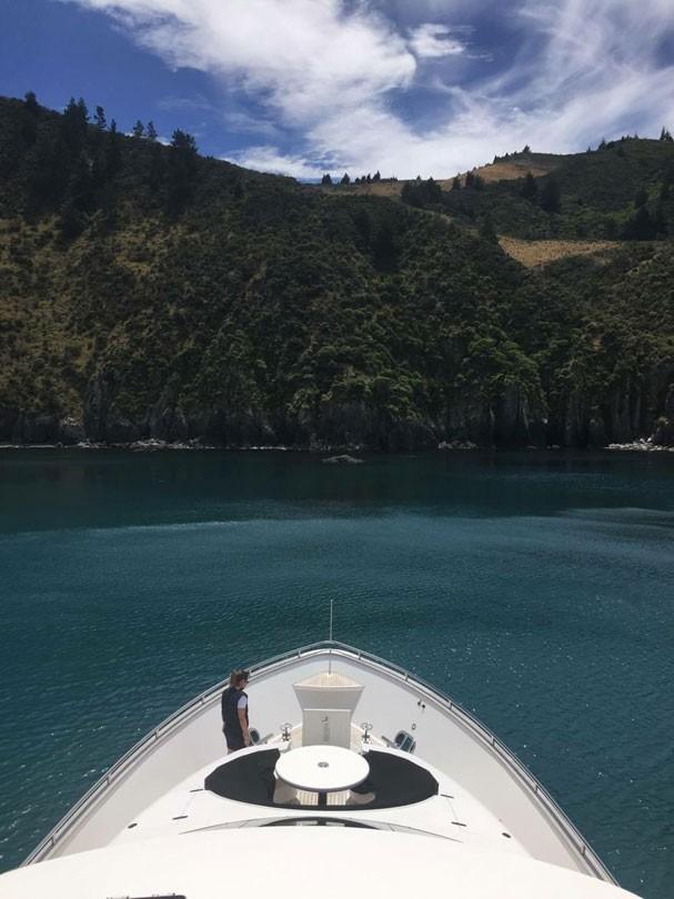 Nova Zelândia (Foto: Acervo pessoal)