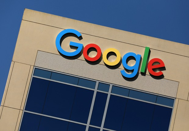 Prédio do Google em Irvine, Estados Unidos  (Foto: Mike Blake/Reuters)