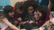 Dia do Amigo: relembre momentos especiais das 'five', de 'Malhação - Viva a Diferença'