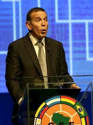 Juan Ángel Napout presidente Conmebol (Foto: Reuters)