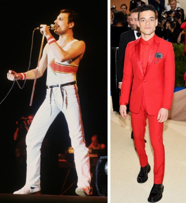 Rami Malek viverá Freddie Mercury na cinebiografia do músico (Foto: Getty Images)