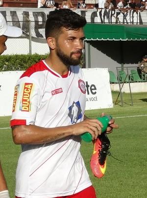 Tupi-MG Tombense Campeonato Mineiro Jonathan (Foto: Raphael Lemos)
