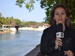 Alzira Coelho será uma das repórteres da TV Mirante Balsas (Foto: TV Mirante)