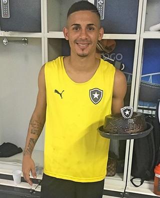 Diego, Botafogo (Foto: Divulgação / Instagram)