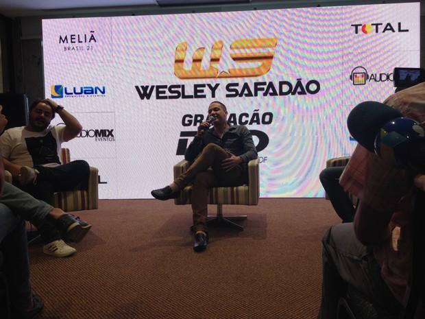 Wesley Safadão (Foto: EGO)