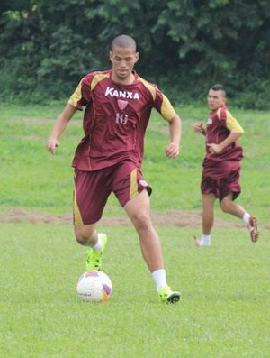 Rivaldinho Atacante Mogi Mirim Sapo (Foto: Geraldo Bertanha / Mogi Mirim EC)