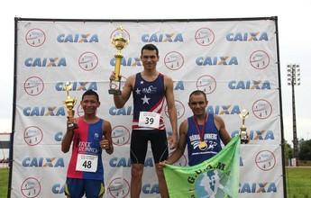 Fernando Cavalcante é campeão da  Copa Manaus de Cross Country