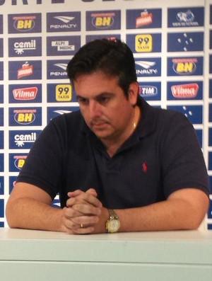 Bruno Vicintin vai assumir vice-presidência de futebol do Cruzeiro (Foto: Marco Astoni)