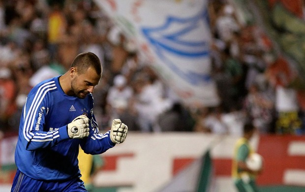 Diego Cavalieri Fluminense (Foto: Livia Villas / Ag. Estado)