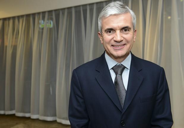Márcio Utsch, presidente da Alpargatas (Foto: Cleiby Trevisan)