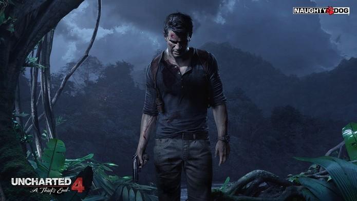 Uncharted 4: tudo o que sabemos sobre a aventura de Nathan Drake para PS4 (Foto: Divulgação/Naughty Dog) (Foto: Uncharted 4: tudo o que sabemos sobre a aventura de Nathan Drake para PS4 (Foto: Divulgação/Naughty Dog))