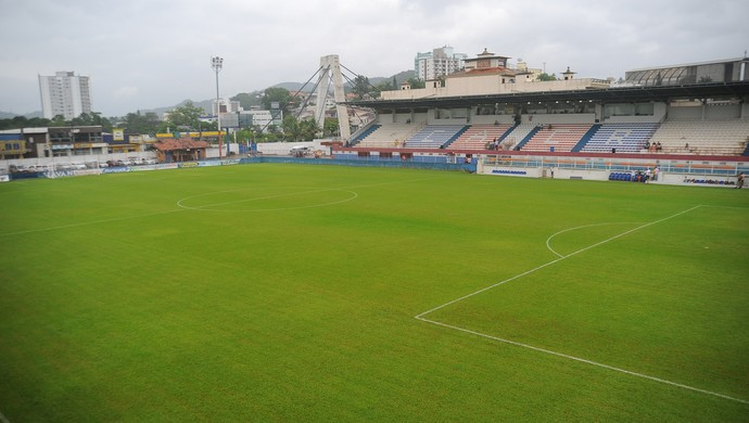 Augusto Bauer (Foto: Márcio Costódio/Brusque FC)
