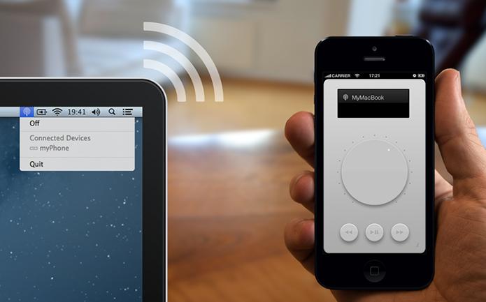 Conecte o iPhone em caixas de som e use como receptor de áudio (Foto: Divulgação)