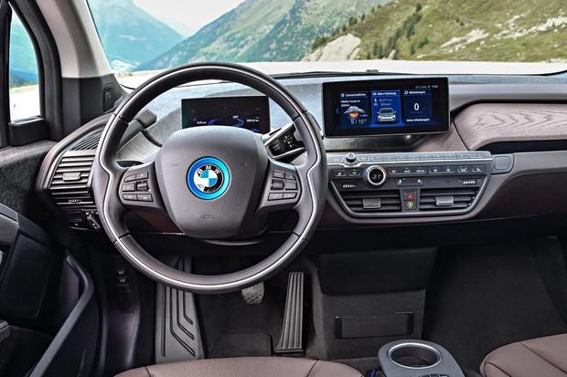 BMW i3s (Foto: Divulgação)