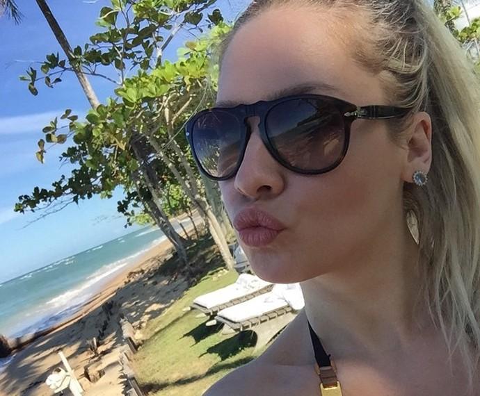 Ex-BBB Ana Carolina desfaz planos de morar com Naná (Foto: Arquivo Pessoal)