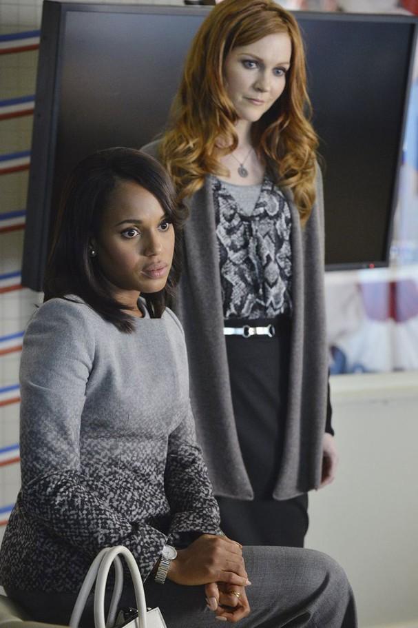 Olivia e Abby (Foto: Reprodução)