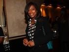 'Sofro pra caramba, quase morro', diz Glória Maria sobre viagens a trabalho