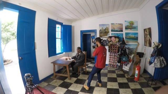 A série especial 'Cabo Frio 400' vai mostrar personagens que fazem parte da história da 7ª cidade mais antiga do Brasi (Foto: Reprodução/Inter TV)